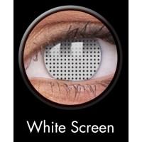 White BLIND SCREEN